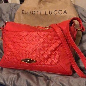 Elliott Lucca crossbody purse